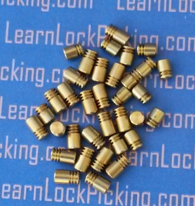 Serrated Pins