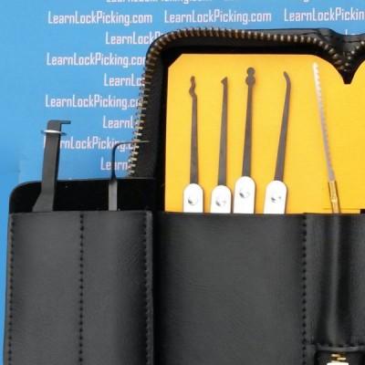 close up lock pick set