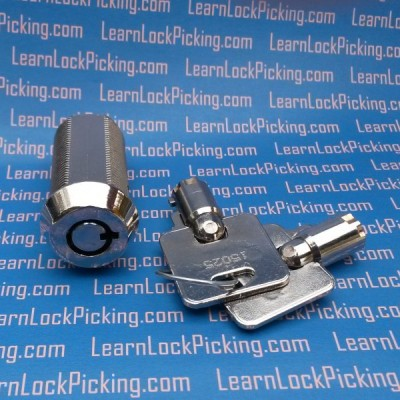 tubular practice lock 7 pin
