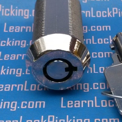 tubular practice locks - lock picking practice