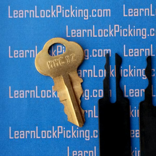 Double Sided Disk Tumbler Lock Pick Set Learnlockpicking Com