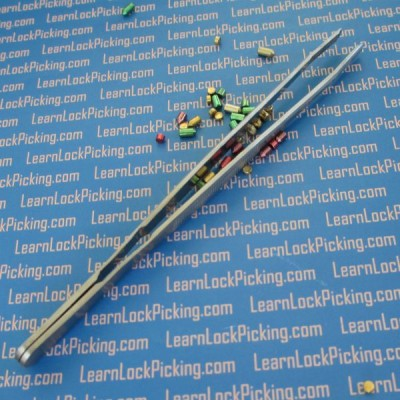 lock pin tweezers