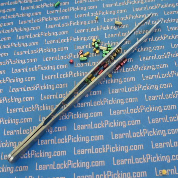 Pin Tweezers For Re Keying Locks Learnlockpicking Com