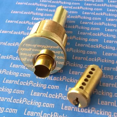 lock plug follower