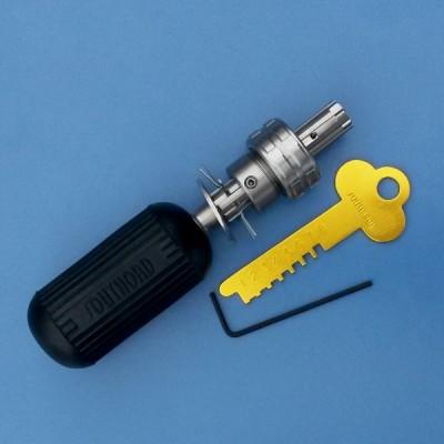 8 pin tubular lock pick