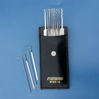 pagoda lock pick set