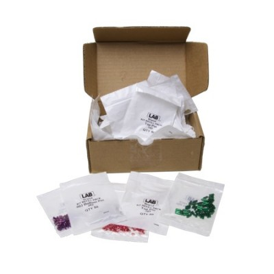 Lock pin refill pack for LAB rekeying kits.