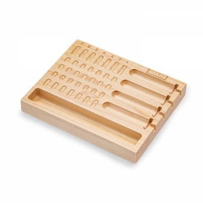 Wooden Lock Pinning Tray