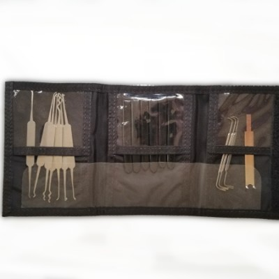 LAB LPT013 17 Piece Lock Pick Set